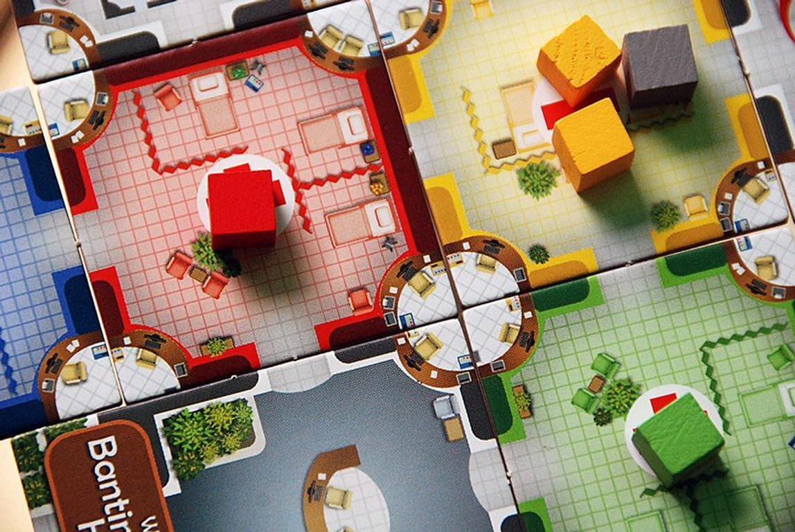 Quarantine gameplay