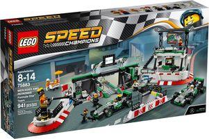LEGO® Speed Champions MERCEDES AMG PETRONAS Formula One™ Team