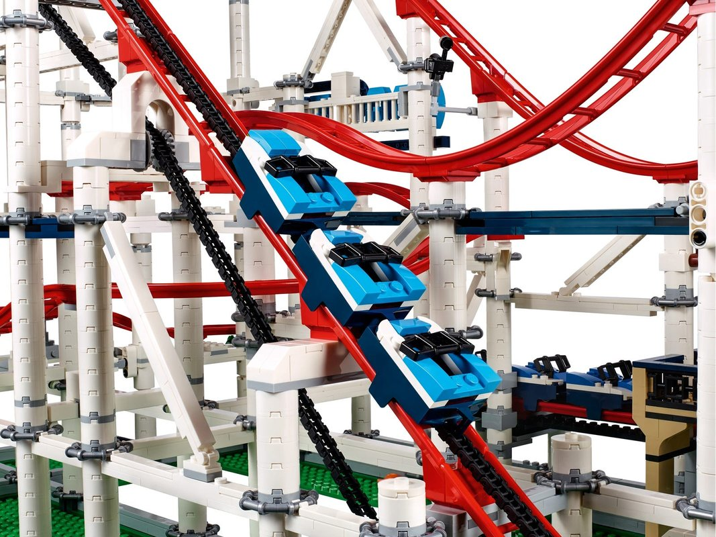 Roller Coaster gameplay