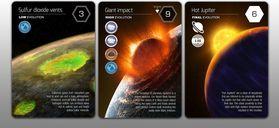 Planetarium cards