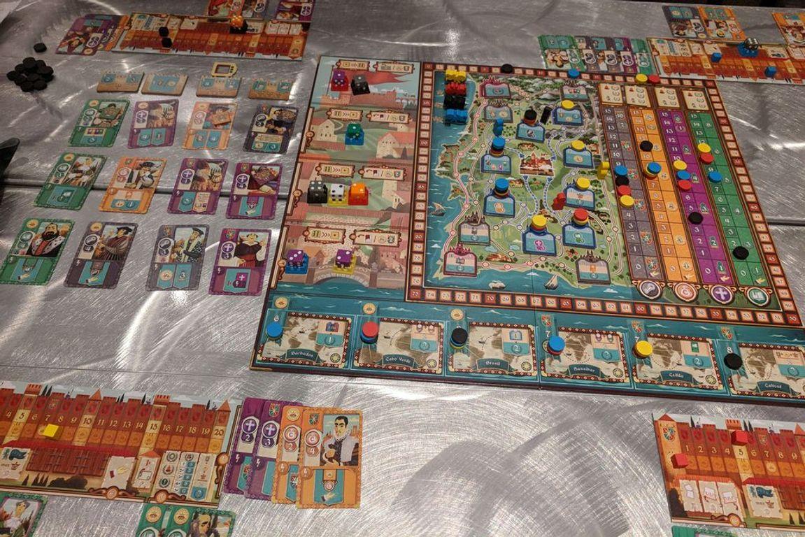 Coimbra gameplay