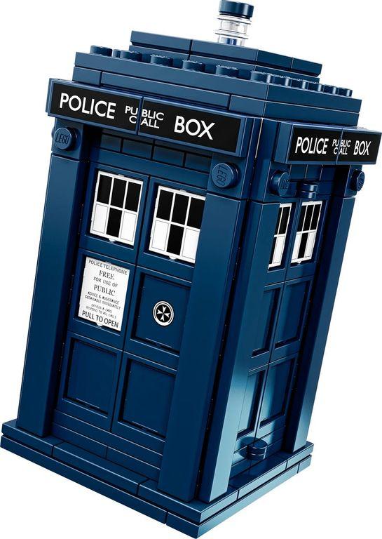 LEGO® Ideas Doctor Who box