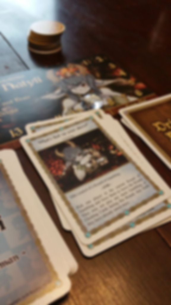 The Red Dragon Inn: Allies - Witchdoctor Natyli cards