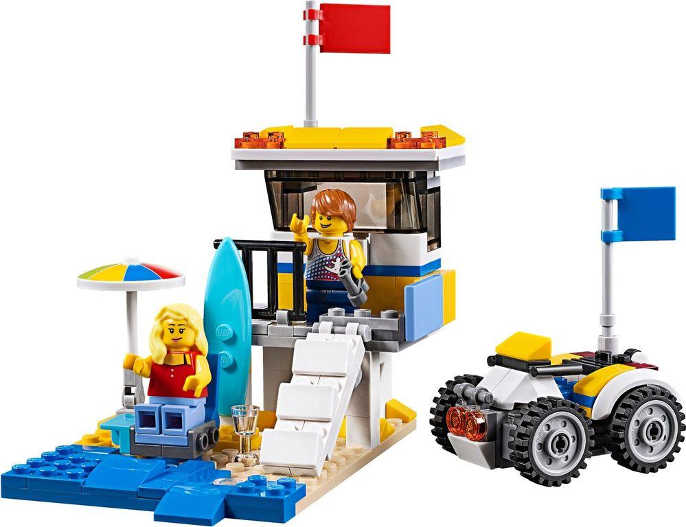 LEGO® Creator Sunshine Surfer Van alternative