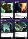 Dungeons & Dragons: Tyrants of the Underdark cartas