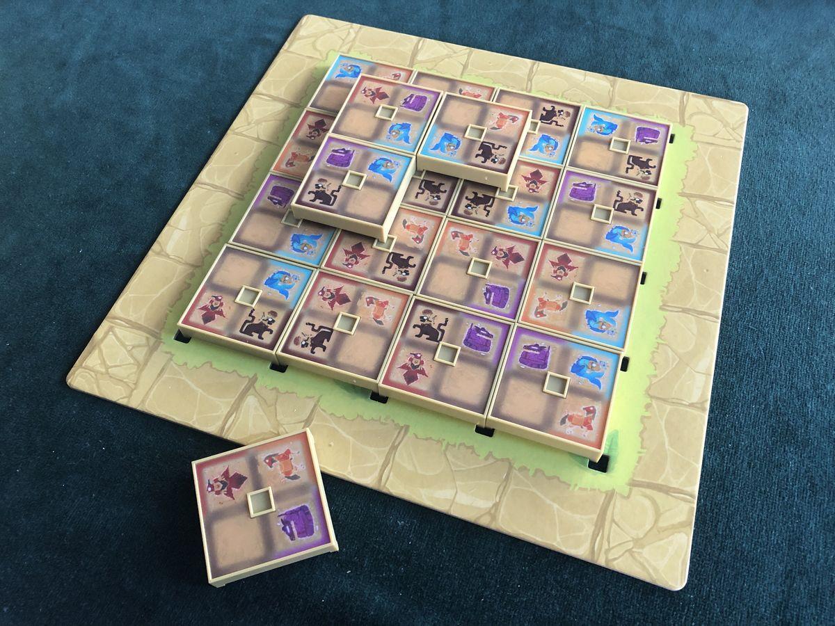 Uxmal gameplay