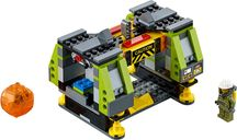 LEGO® City Volcano Heavy-lift Helicopter components