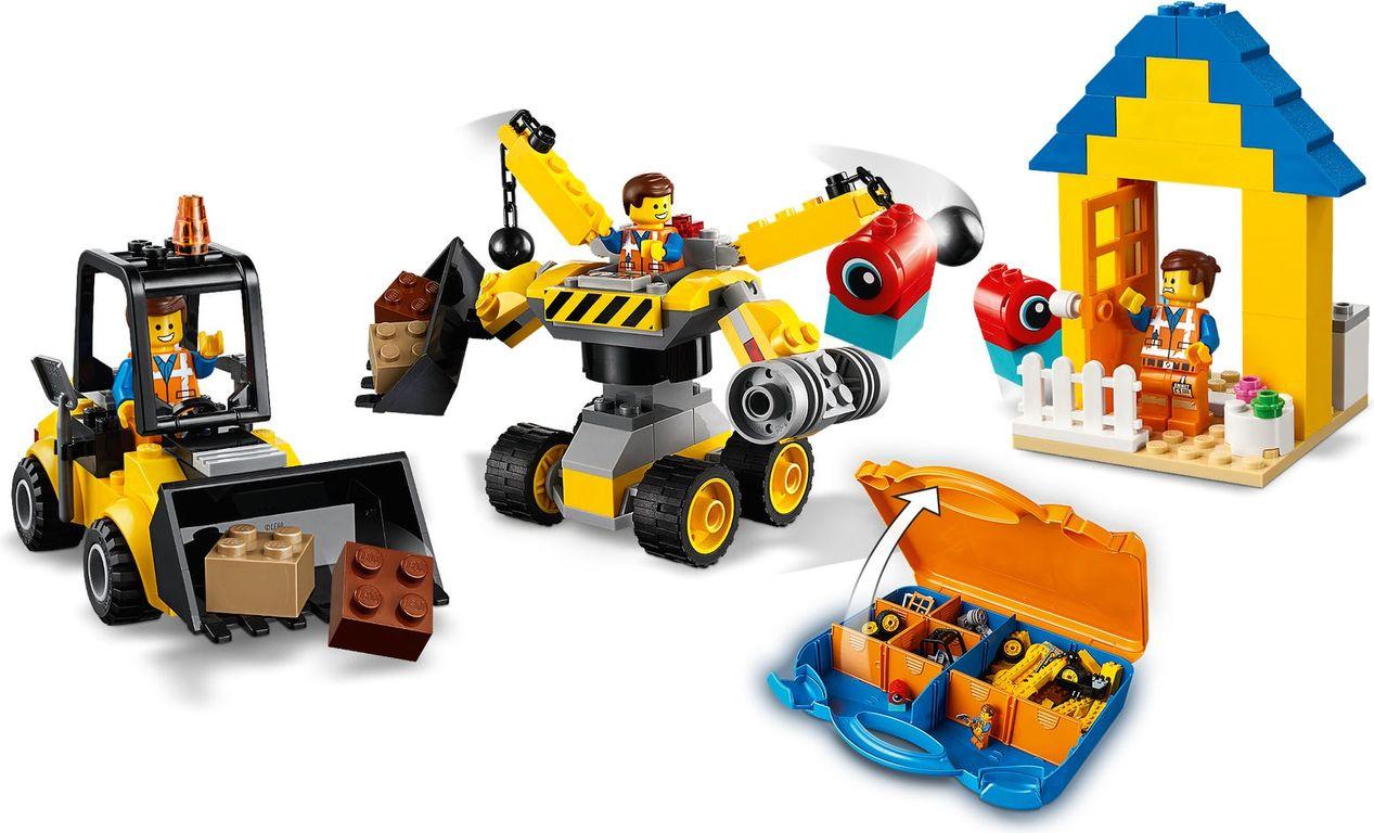 Emmet's Builder Box! gameplay