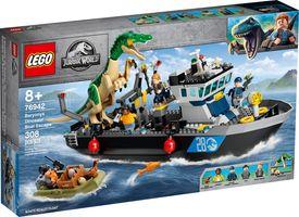 LEGO® Jurassic World Baryonyx Dinosaur Boat Escape