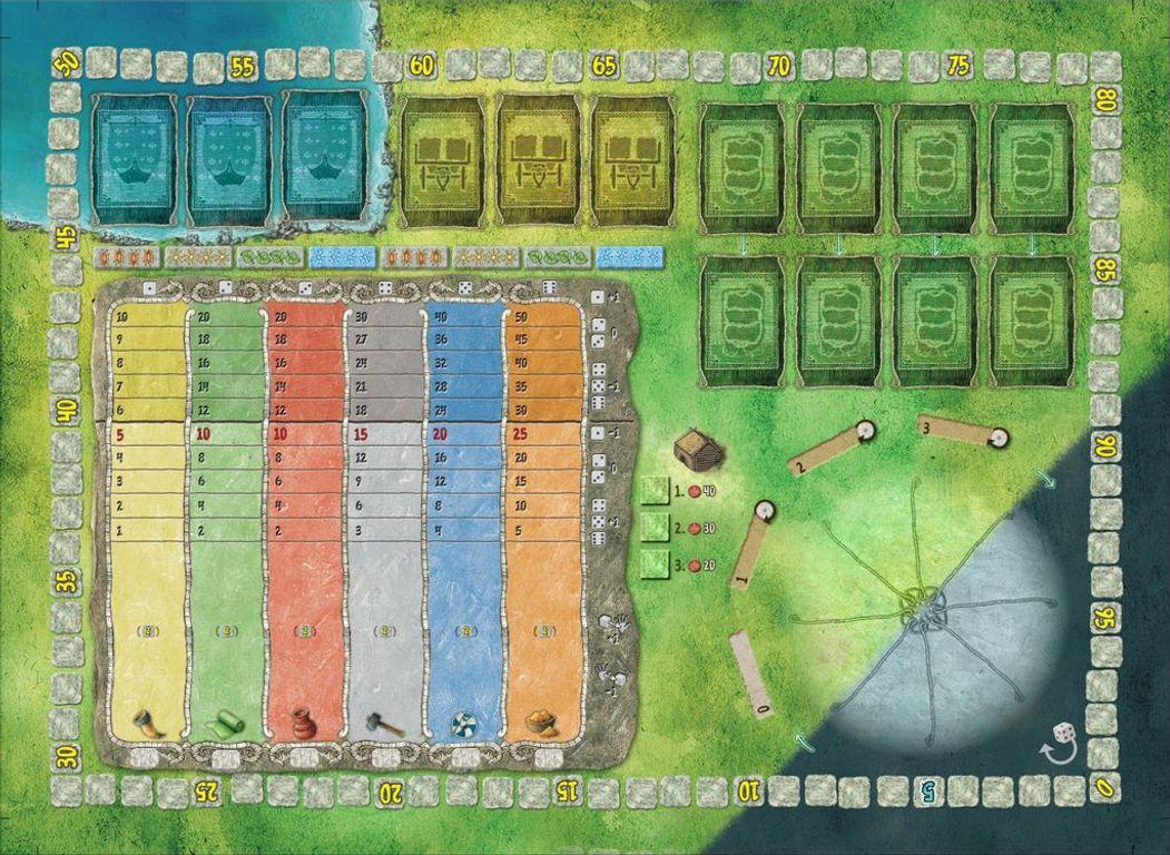 Haithabu game board