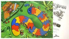 Ramba Samba game board