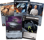Star Wars: The Card Game - Imperial Entanglements cards