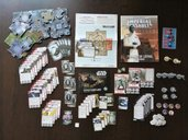 Star Wars: Imperial Assault - Tyrants of Lothal components
