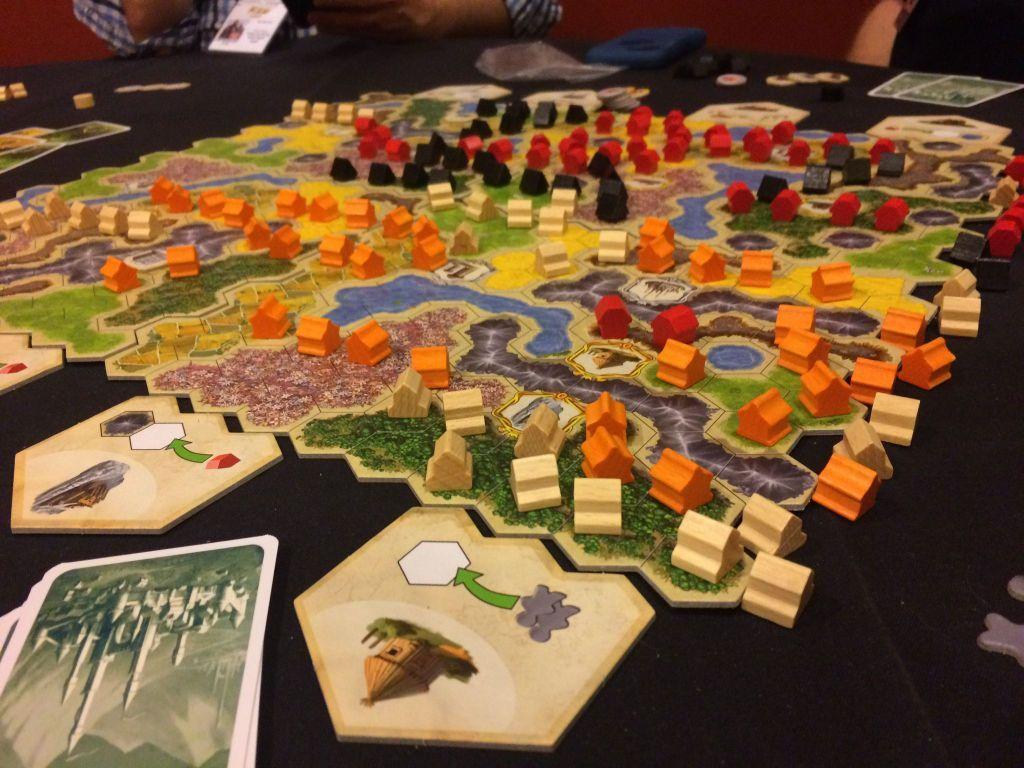 Kingdom Builder: Harvest gameplay