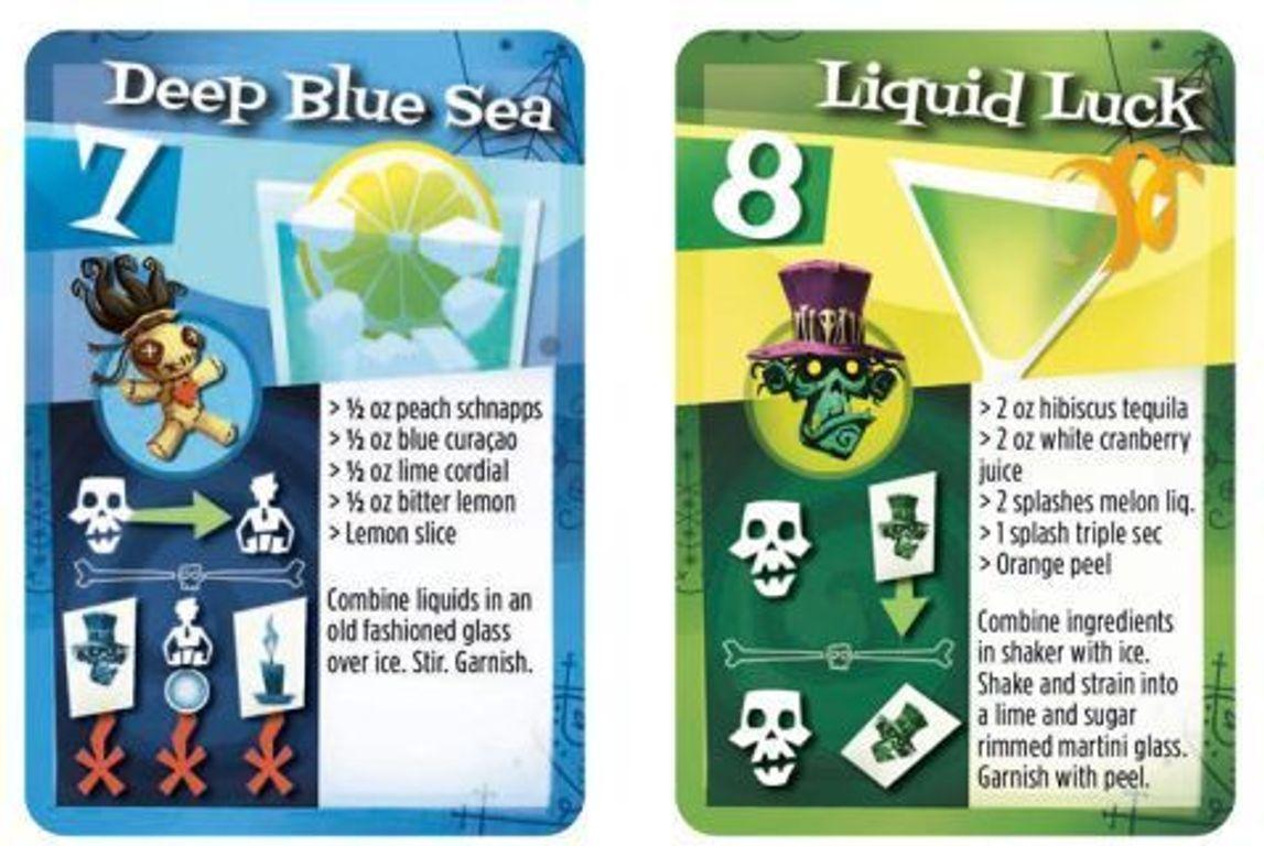 Swinging Jivecat Voodoo Lounge cards
