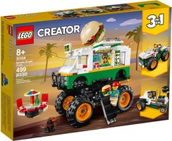 LEGO® Creator Monster Burger Truck