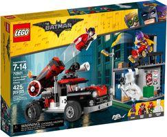 LEGO® Batman Movie Harley Quinn™ Cannonball Attack