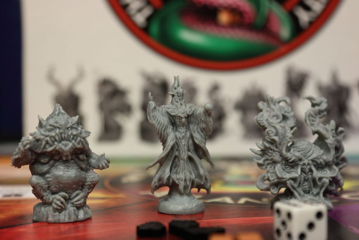 The Doom That Came To Atlantic City miniatures