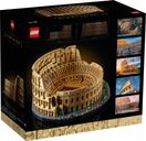 Colosseum back of the box