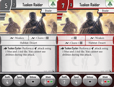 Star Wars: Imperial Assault - Twin Shadows cards