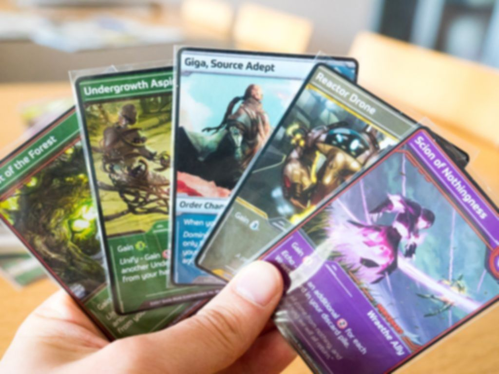Shards of Infinity cards