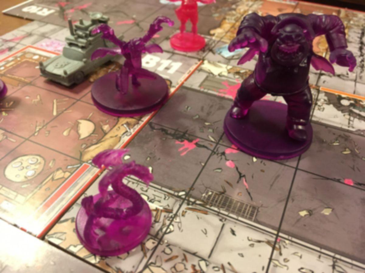 Ghostbusters: The Board Game II gameplay