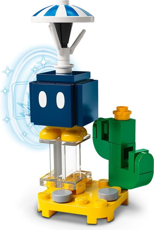 LEGO® Super Mario™ Character Packs – Series 3 components