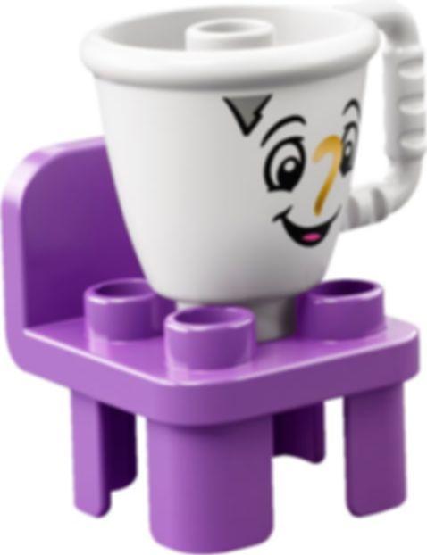 Belle´s Tea Party components