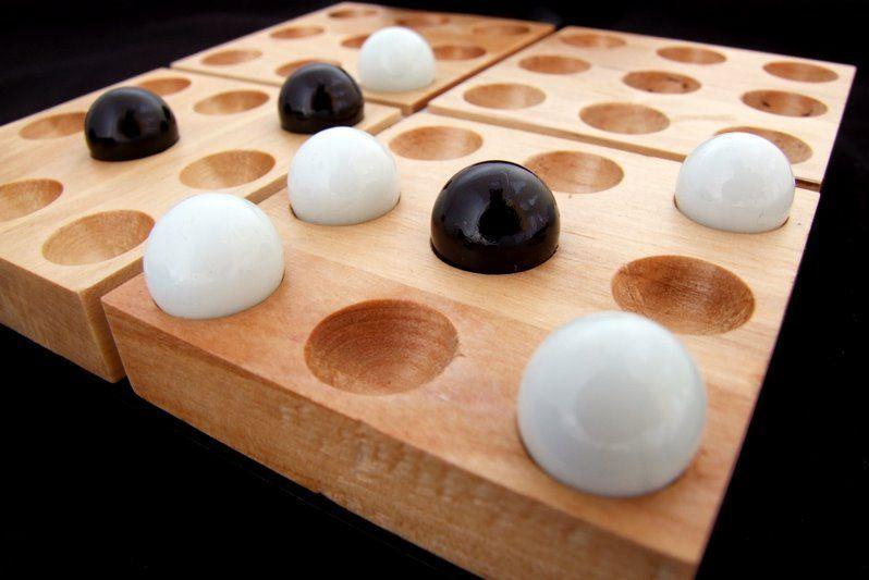 Pentago gameplay
