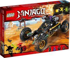 LEGO® Ninjago Rock Roader