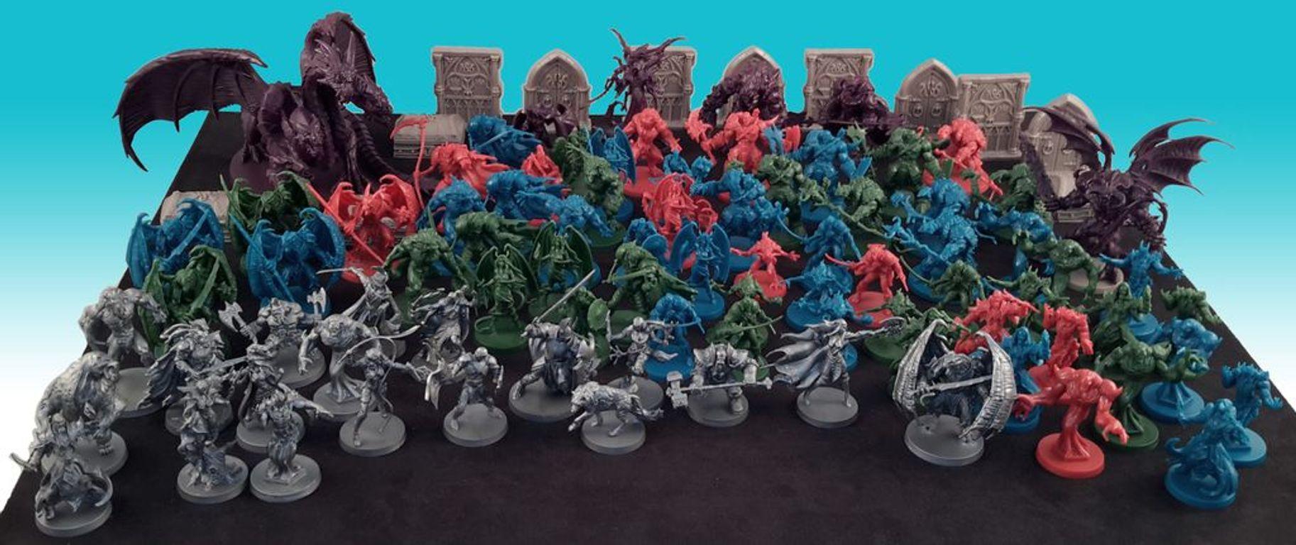 Sword & Sorcery miniatures