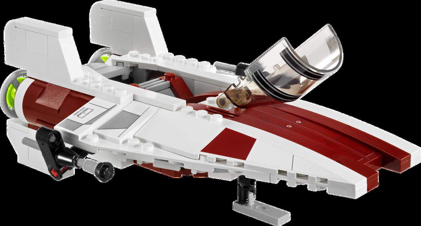 LEGO® Star Wars A-wing Starfighter spaceship