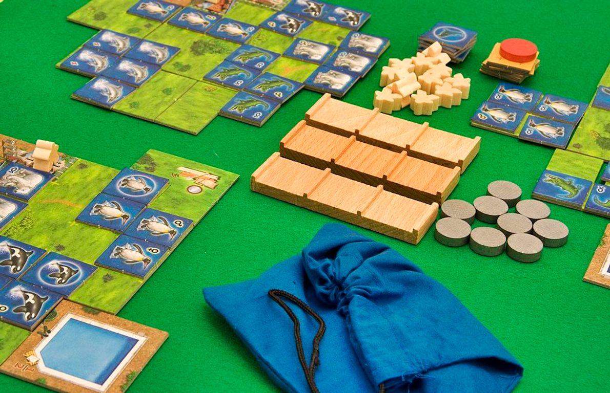 Aquaretto gameplay
