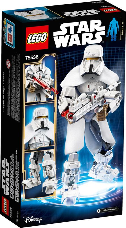 Range Trooper™ back of the box