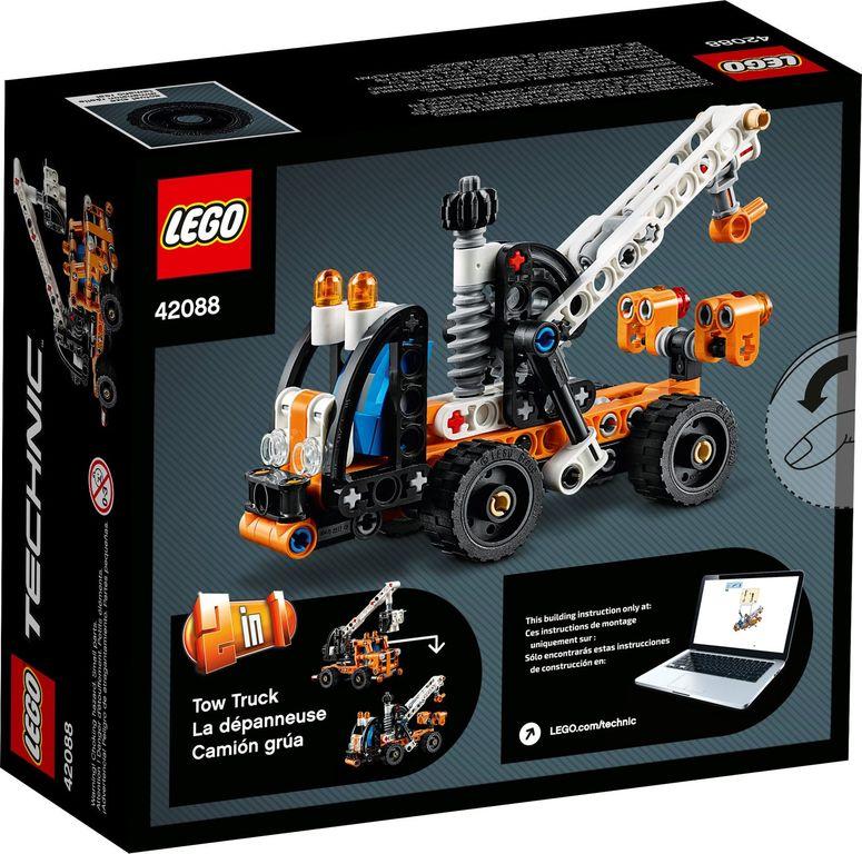 LEGO® Technic Cherry Picker back of the box
