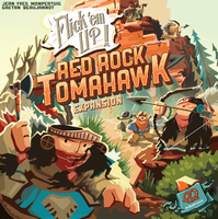 Flick 'em Up!: Red Rock Tomahawk