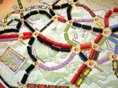 Ticket to Ride: Switzerland gameplay