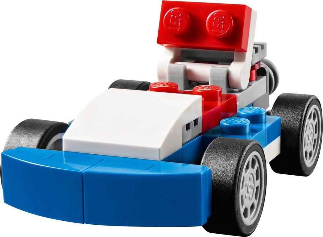 Blue Racer alternative
