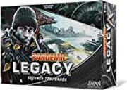 Pandemic Legacy: Segunda temporada - Black Edition