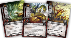 The Lord of the Rings: The Card Game - The Nîn-in-Eilph cards