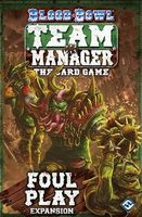 Blood Bowl: Team Manager - The Card Game - Foul Play