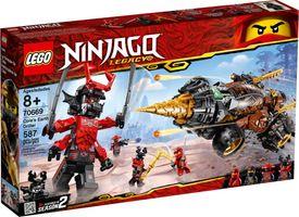 LEGO® Ninjago Cole's Earth Driller