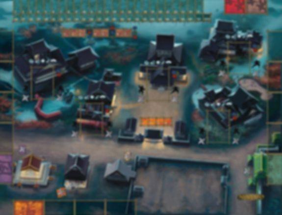 Ninjato game board