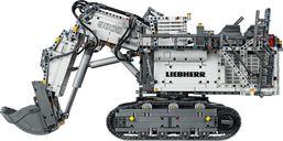 Liebherr R 9800 Excavator gameplay