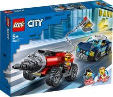 LEGO® City Elite Police Driller Chase