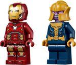 LEGO® Marvel Iron Man vs. Thanos minifigures