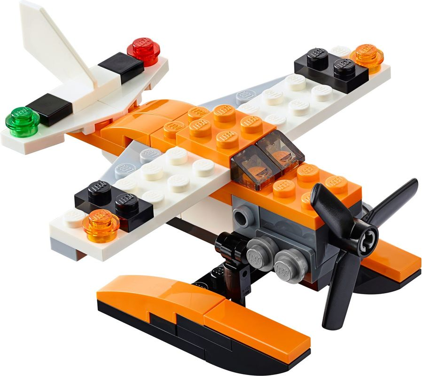 Sea Plane components