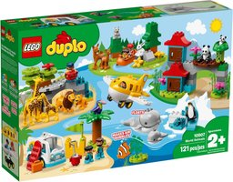 LEGO® DUPLO® World Animals