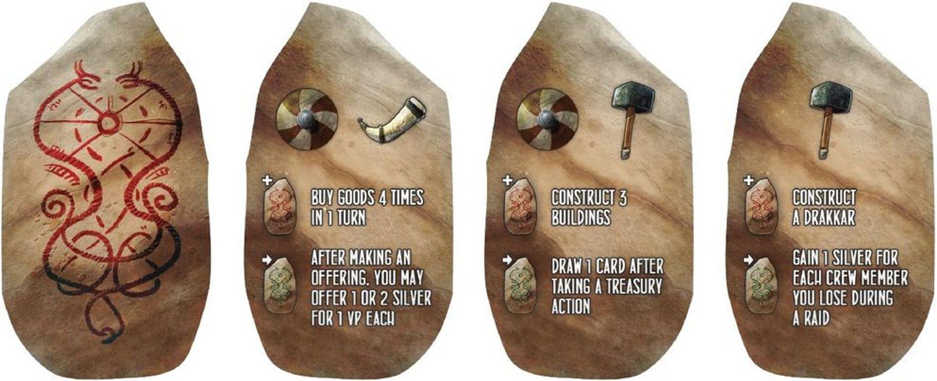 The North Sea Runesaga cards