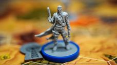 Waste Knights: Second Edition miniatures